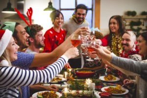 Social Cooking Christmas Events tips and tricks